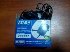 Блок питания универсальный ATABA AT-2312S