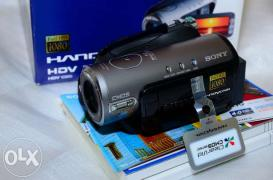 camcorder Sony HDR-HC3