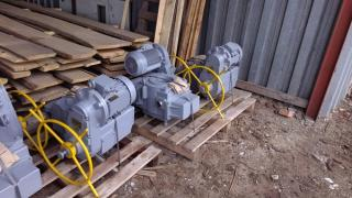 Electric actuators type G, NG, VG for pipeline fittings