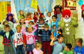 Entertainment staff for children of Kyiv and Oblast, face painting face art, clowns