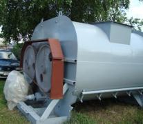 Equipment for mixing, agitator Mixers soil, peat