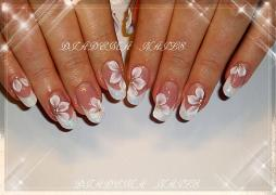 EXTENSION OF NAILS in Kiev Gel Acryl MAIDAN OF NON-DEFINITION Shellac