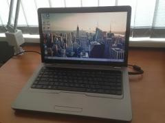 Gaming laptop HP G62 (in good condition)