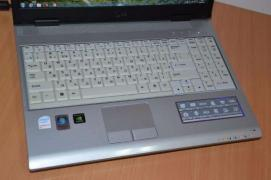 Gaming notebook LG R500 (tanks draws)