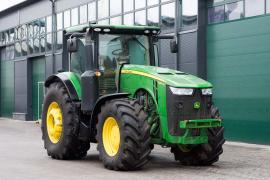 Колісний трактор John Deere 8345R PowerTech Plus