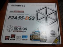 Материнская плата Gigabyte GA-F2A55-DS3 (rev. 1.0)