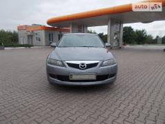 Mazda 6 Мазда 6