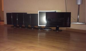"""Monitors Acer Monitor 21.5"""" Acer P225HQbd"""