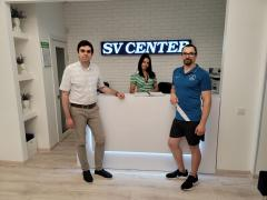 "Musculoskeletal Rehabilitation Center ""SV Center"""
