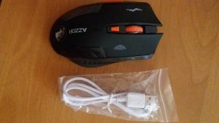 Новая Беспроводная мышь с встроенным аккумулятором