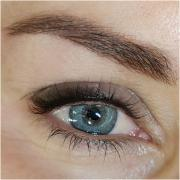 Permanent makeup tattooing and removal