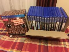 Подлинная Sony PlayStation 4 на 1ТБ про *новый*+Гарантия