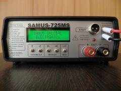 Приборы для ловли рыбы: samus 1000, samus 725 mp, samus 725 ms