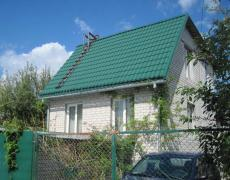 Продам, обменяю на кв. в Киеве кирпичный дом-дачу