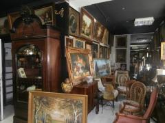 Продажа антикварного салона в Польше
