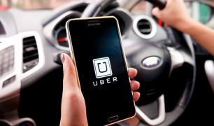 Работа водителем такси в компании Uber
