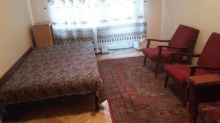 Rent 1 - bedroom apartment in Solomenskiy district, St. Pobedy 9