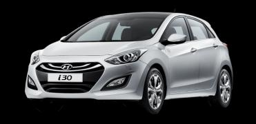 Rent a car Hyundai I30 from $16 per day