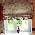 Salon of curtains. Custom-made curtains