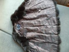 Selling fur vest