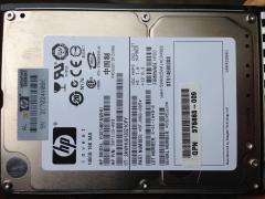 Серверный SAS-диск HP 375863-009