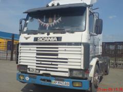 Сідельний тягач Scania R113 M
