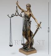 Статуэтка Фемида - богиня правосудия. Высота 20, 30, 40, 50, 60