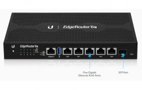 To purchase a new Ubiquiti EdgeRouter-6P
