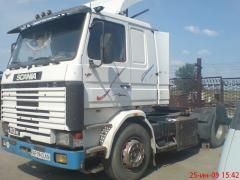 Truck tractor Scania R113 M