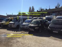 Tuning Internal we repair motors cdi minibus Mercedes, Volkswagen
