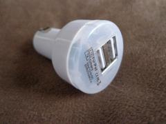 USB charger 2.1A