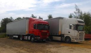 Водитель с опытом категория CE на международные перевозки