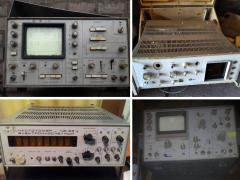 We buy devices, radio components and boards from the times of the USSR