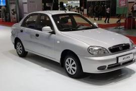 ZAZ Sens new car